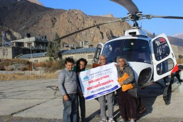 Muktinath Darshan Tour by Flight - 5 days